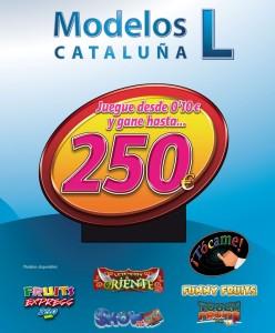 Unidesa Modelos Cataluña L