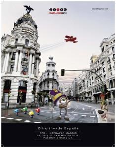 Zitro Feria InterAzar 2014