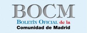 Boletin Oficial Comunidad Madrid