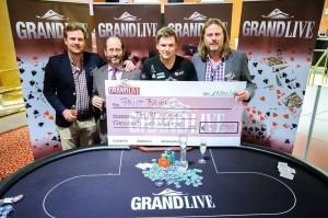 Marbella Poker Festival ganador '14