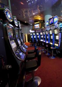 Sala maquinas Casino Mallorca