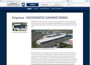 Web Novomatic