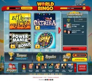 World of Bingo 2 Zitro