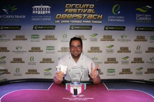 Ganador Deepstack Murcia mayo'14