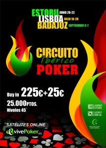 Circuito Ibérico de Póker 2014