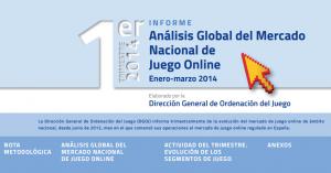Informe DGOJ 1T2014