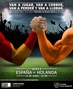 SPORTSBAR Casino Gran Madrid Mundial