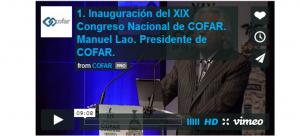 Videos COFAR