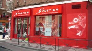 Sportium fachada