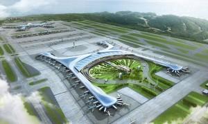 Incheon airport South Korea