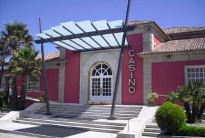 Fachada casino La Toja