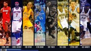 NBA jugadores