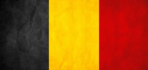 Belgica bandera