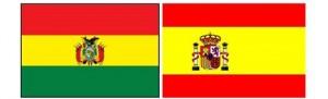 banderas Bolivia Espana