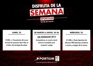 Sportium semana Fer'15