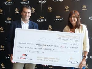 Casino-Cirsa fundacion AFAV