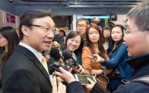 Secretario asuntos sociales Macao