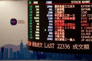 Bolsa Hong Kong