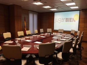 Encuentro reguladores DGOJ 2015