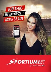 Vanessa promo Sportiumbet