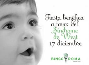 Bingo Roma sindrome west