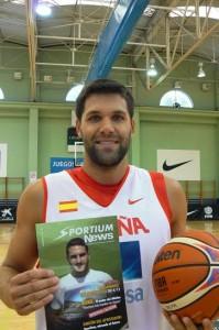 Felipe Reyes Sportium News