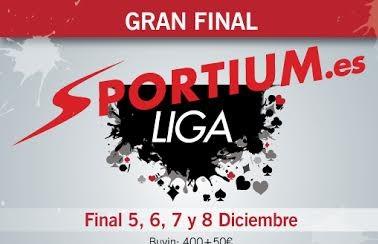 Final Liga Sportium Marbella dic'15