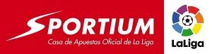 Sportium logo 2015 La liga dic 24
