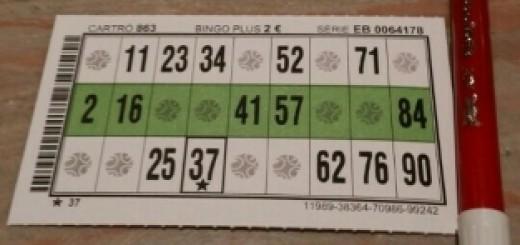 Carton bingo