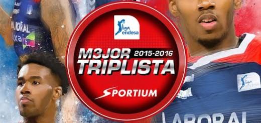 Sportium mejor triplista