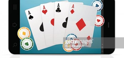 poker en smartphone