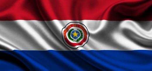 Paraguay bandera