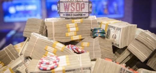 WSOP 2016 billetes