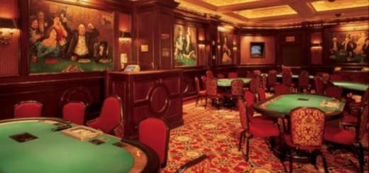 Poker room Monte-Carlo Vegas