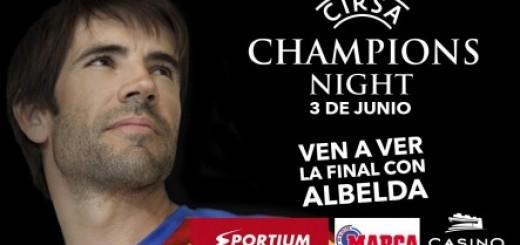 Final Champions Sportium Albelda
