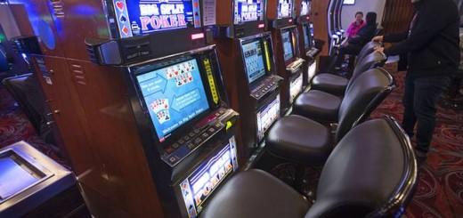 Maquina&silla Casino