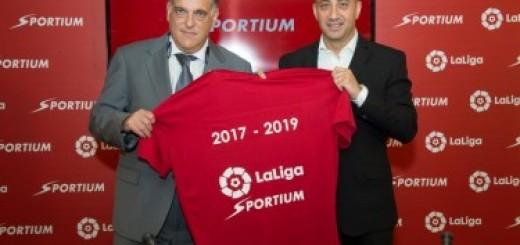 Sportium Liga renovacion