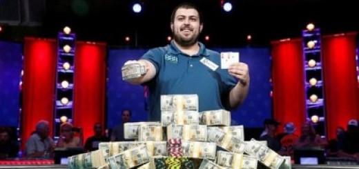 Ganador WSOP 2017