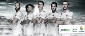 Real Madrid Betcart
