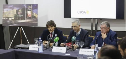 Presentación Cirsa Granada