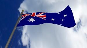Australia bandera