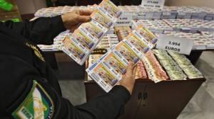 Lotería ilegal