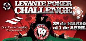 Levante poker SSanta '18