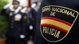 Cuerpo Nacional Policía
