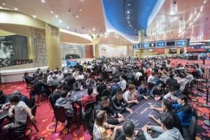 Poker room Macao
