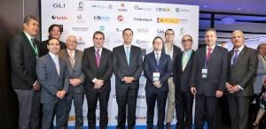 V Cumbre participants