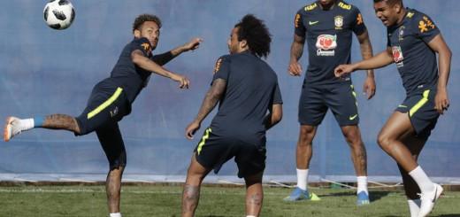 Brasil jugadores Mundial '18