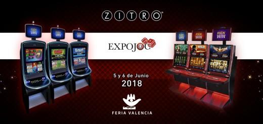 Zitro Expojoc Valencia