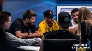 Poker Barcelona sept'18