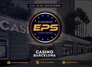 Europ poker series Casino Barcelona